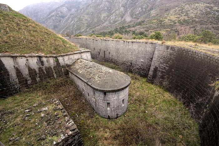 Форт Горажда (Черногория)