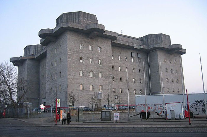 Зенитная башня Гамбурга (Германия)