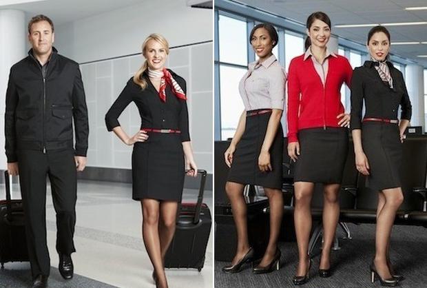 Авиакомпания Virgin America
