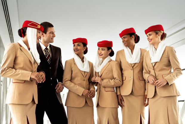 Самая сексуальная форма у стюардесс