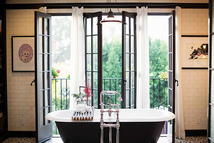 ������ � ����������� �������� �� Deirdre Doherty Interiors