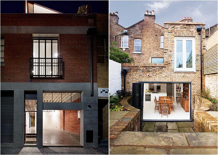 Французские балконы в современных домах