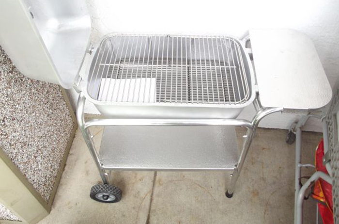 Переносная кухня PK 99740: угли