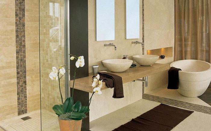 Советы по дизайну ванной комнаты: 10 способов произвести эффект