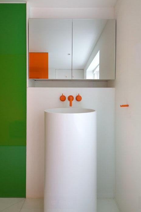Интерьер ванной от Found Associates