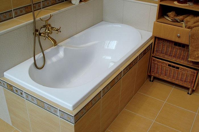 Чудо-средство для чистки ржавой ванны