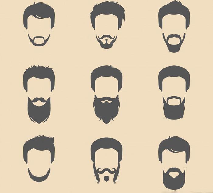 Бороды бывают разные