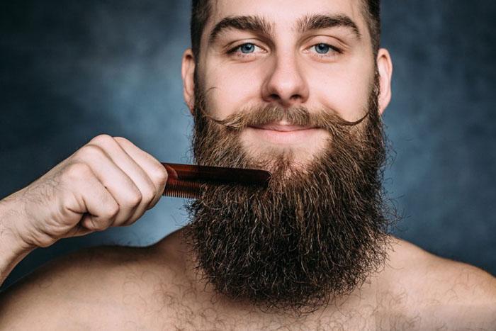 Борода и благотворительность