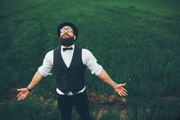 Борода предотвращает аллергию
