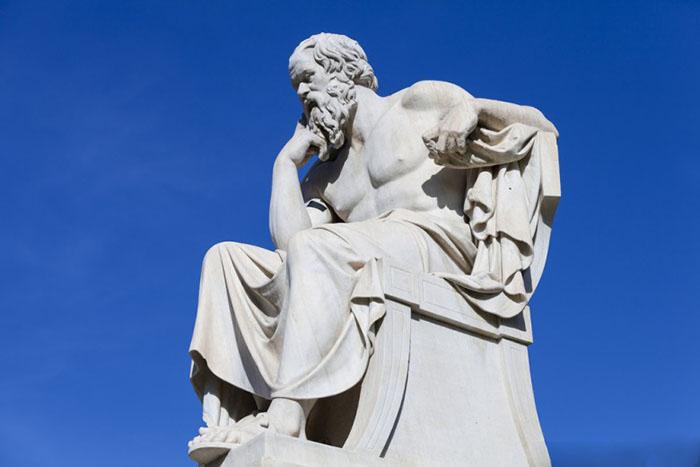 Бородатый философ