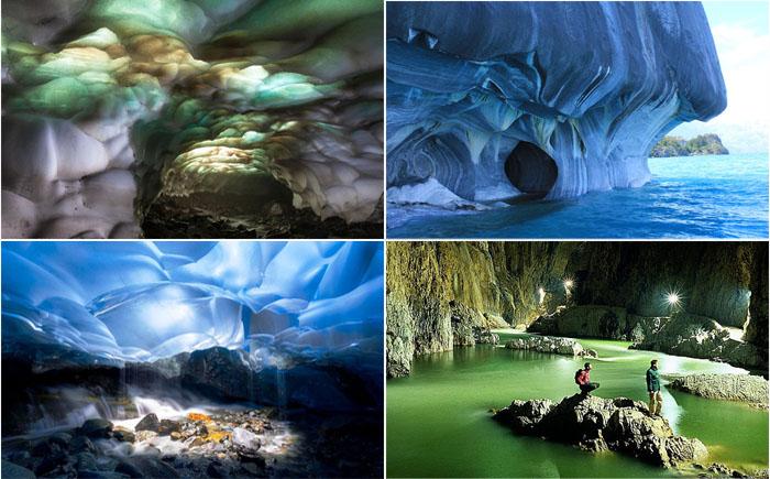 15 самых безумно красивых пещер в мире