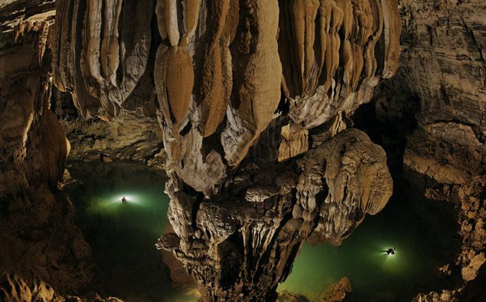 Пещера Шондонг, Вьетнам