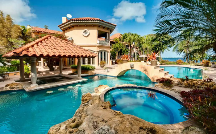 Райский уголок во Флориде