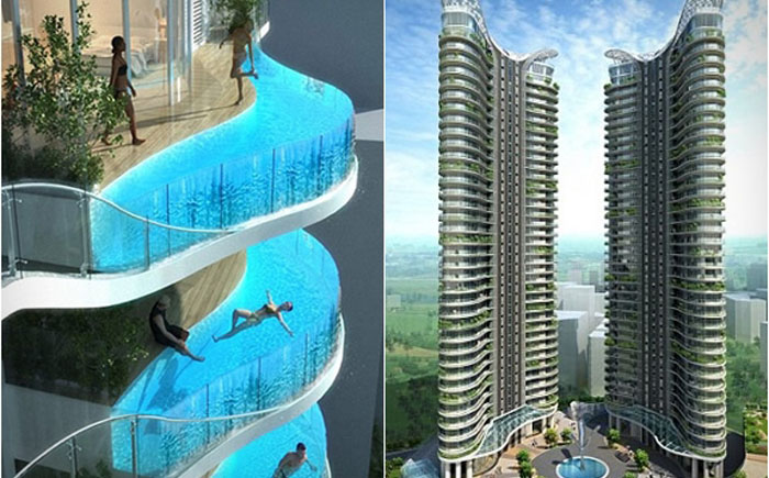 Жилой дом Aquaria Grande