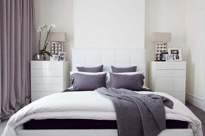 Интерьер спальни от MPD London