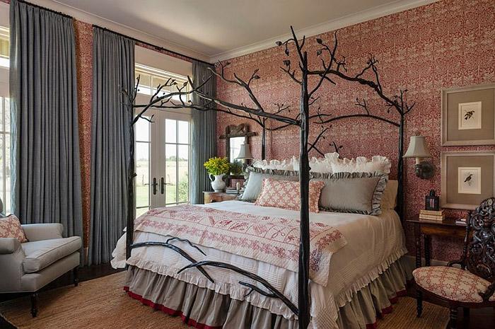 Спальня в фермерском стиле от Maison Maison Interior Design