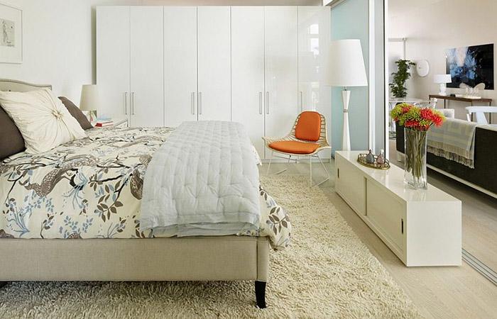 Интерьер спальни от  Incorporated