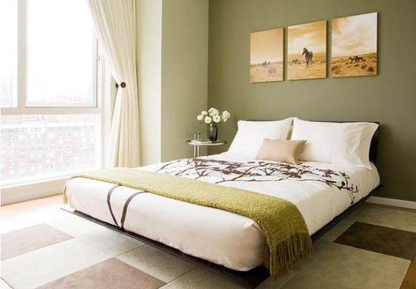 Какой цвет выбрать для спальни, чтобы сны были сладкими