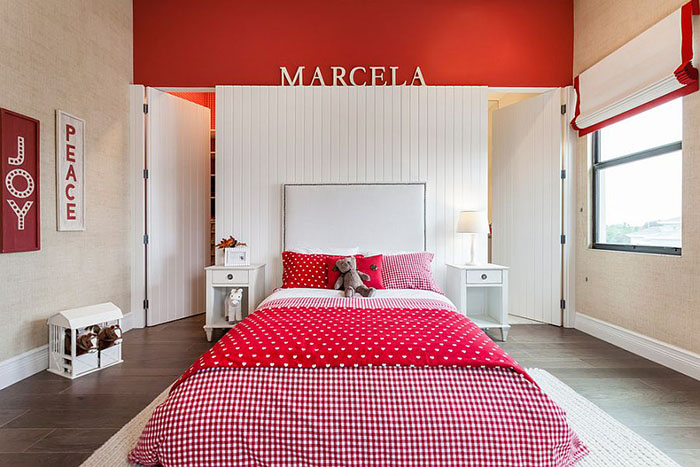 Интерьер спальни для мальчика от Phabrica – Miami