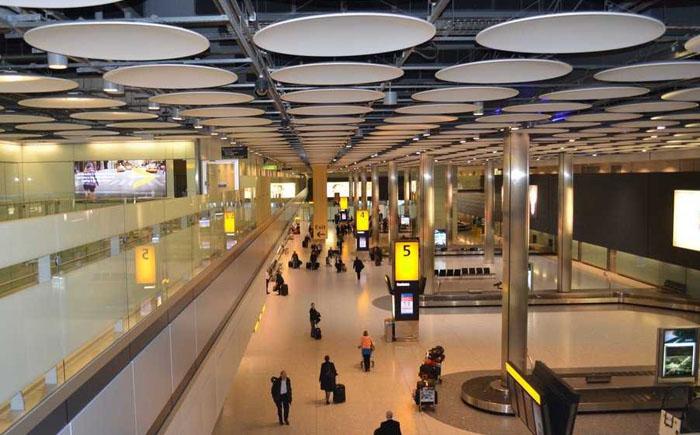 Международный аэропорт Хитроу