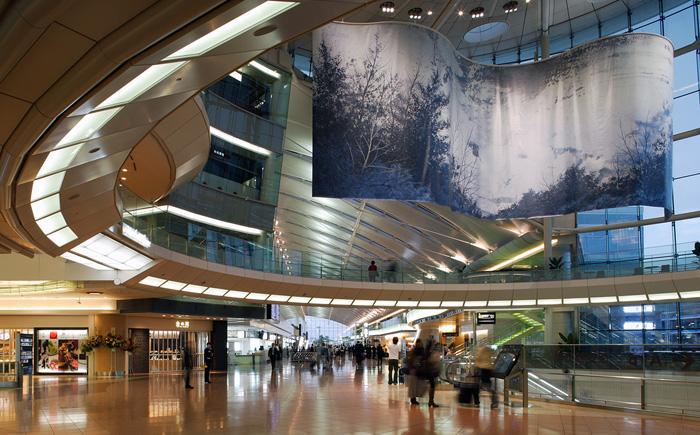 Токийский международный аэропорт Ханеда
