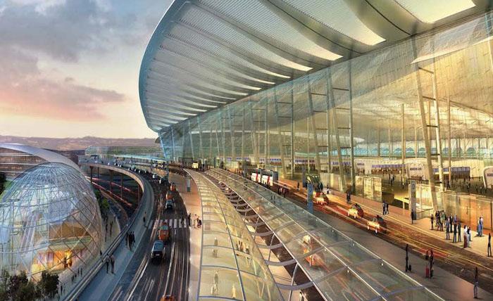 Международный аэропорт Инчхон