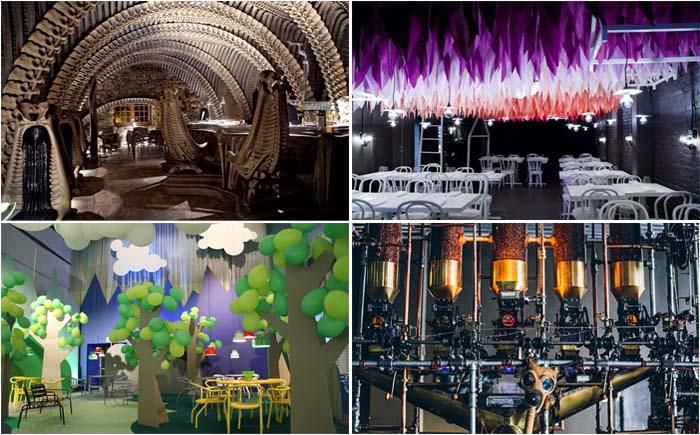 10 баров с самым крутым дизайном в мире