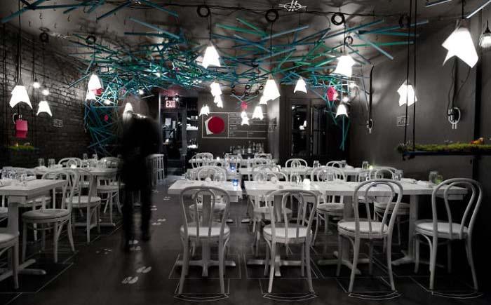 Ресторан What Happens When, Нью-Йорк, США