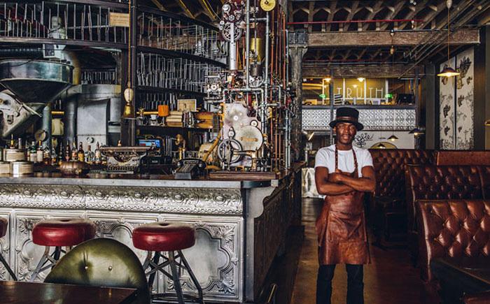 Бар Truth Coffee, Кейптаун, Южная Африка