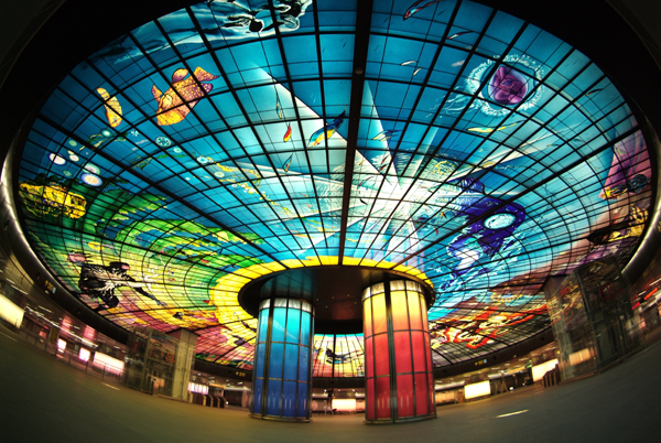 Станция Formosa Boulevard (Гаосюн, Тайвань)