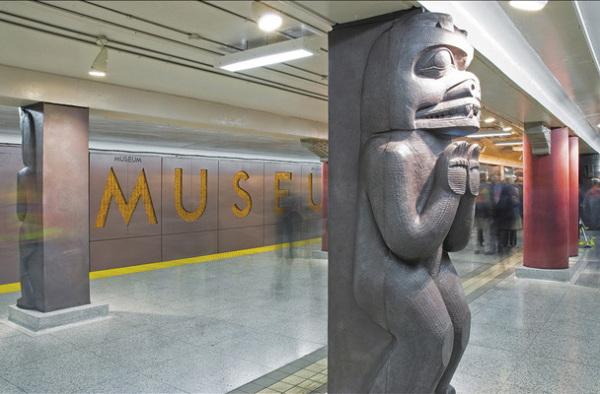 Станция Museum (Торонто, Канада)