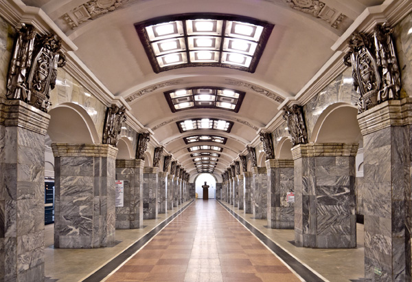 Станция Кировский завод  (Санкт-Петербург, Россия)