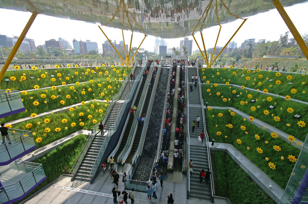 Станция Центральный парк (Гаосюн, Тайвань)