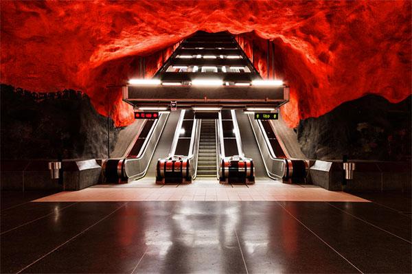 Станция Radhuset (Стокгольм, Швеция)