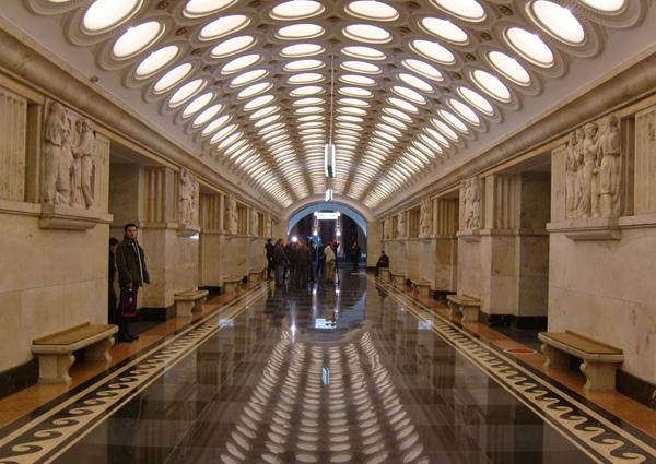 Станция Электрозаводская (Москва, Россия)