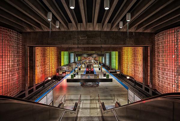 Станция O'Hare (Чикаго, штат Иллинойс, США)