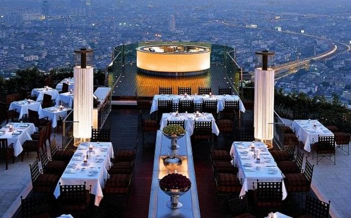 10 самых лучших баров на крыше в мире