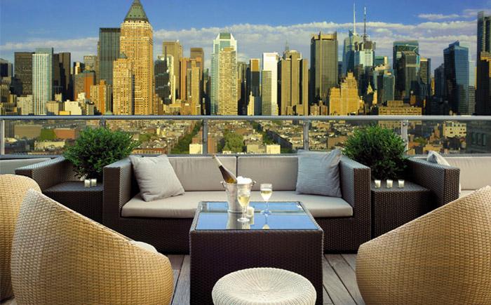 Ресторан The Press Lounge, Нью-Йорк