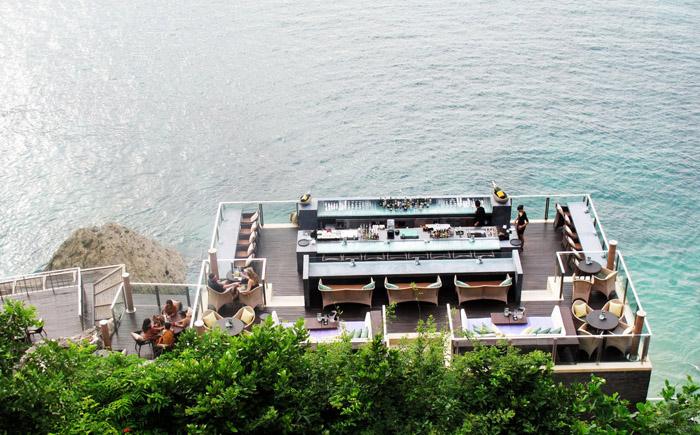 Бар Rock Bar, Бали