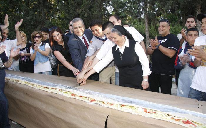 Самый длинный сэндвич