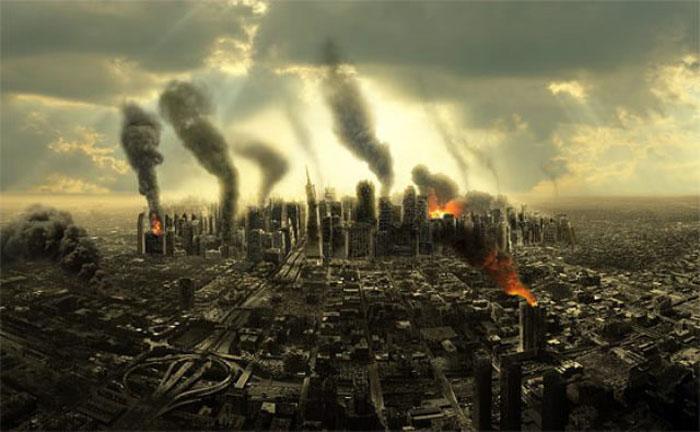 Загибель глобальної системи
