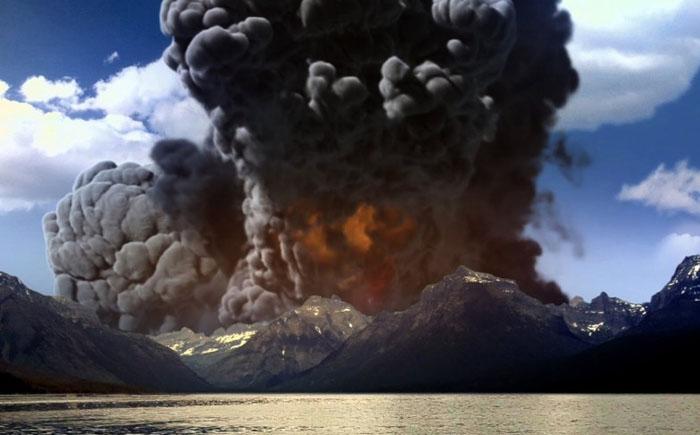 Супер вулкан