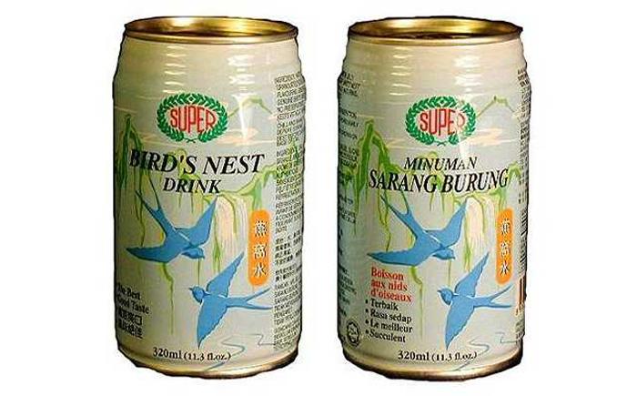 Напиток из птичьих гнезд