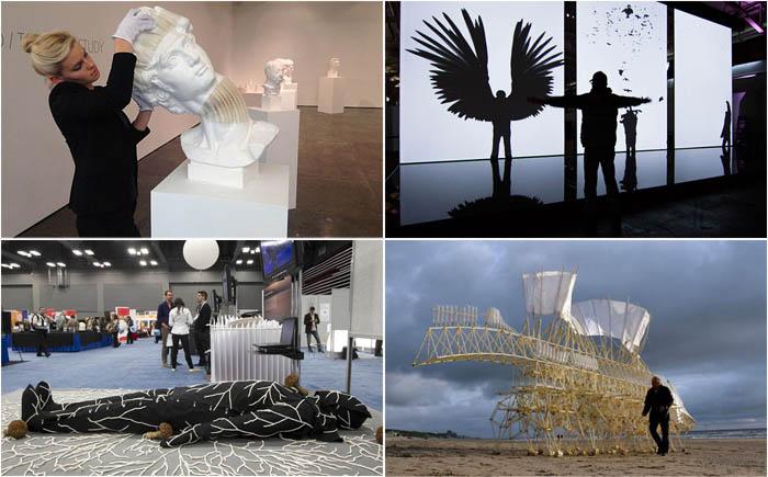 10 самых причудливых проектов, объединивших искусство и науку