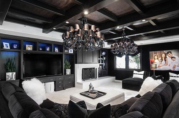 Интерьер от Orange Coast Interior Design