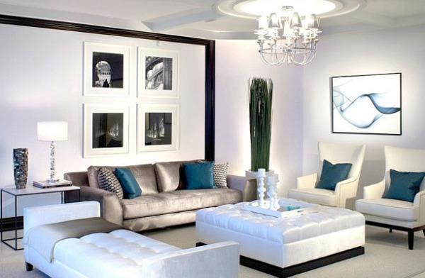 Интерьер от Britto Charette – Interior Designers