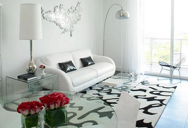 Интерьер гостиной от Causa Design Group