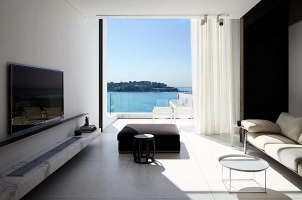 Минималистский интерьер от LDa Architecture & Interiors