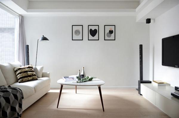 Интерьер гостиной от Hoo Interior Design & Styling