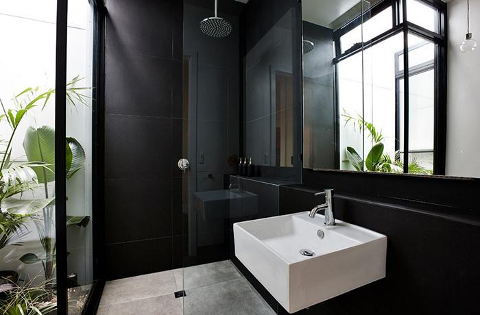 Интерьер ванной от Daniel Ash Architects